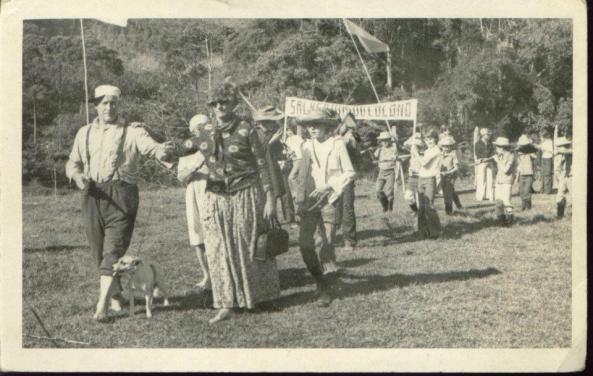 Desfile da Festa do colono  1