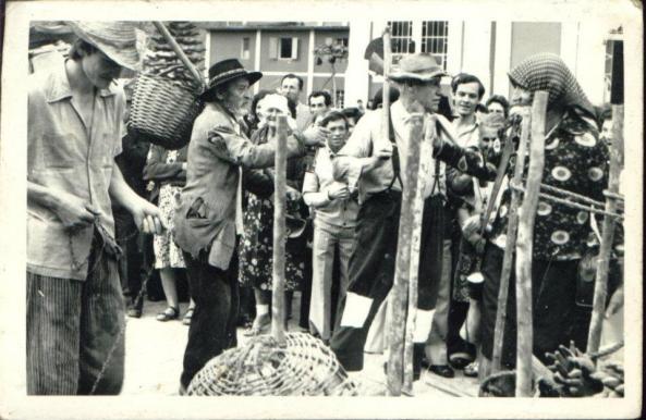 Desfile da Festa do colono