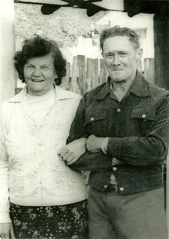 Ilda Dalsasso e Francisco Cecato, Bisavos Cindy