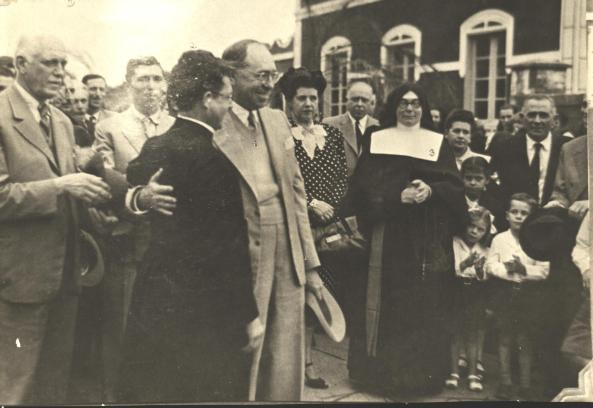 Visita Governador Nereu Ramos