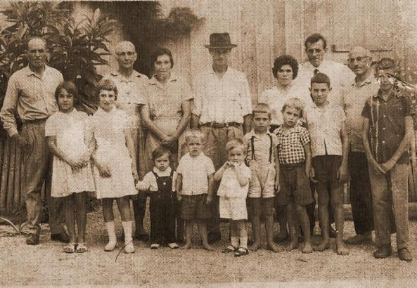 Nova trento - Familia Zanluca