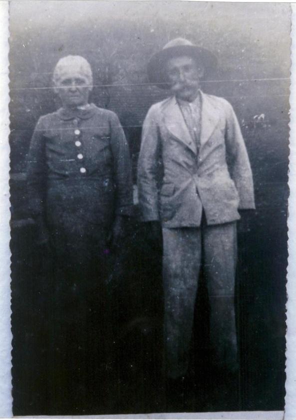 Sabrina Bonecher e João Postai