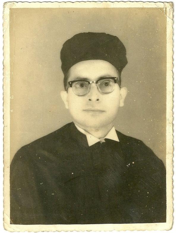 Irmão Marista Anselmo Tomazoni