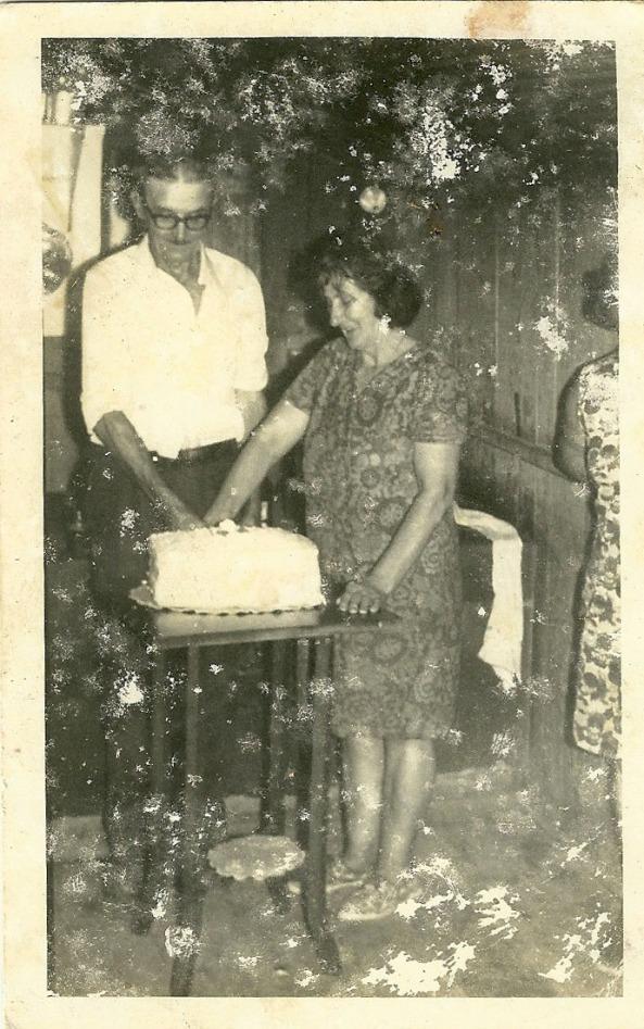 José Cadori e Linda Bus