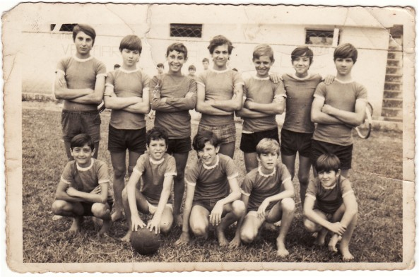 time do baco - 1970 - nova trento