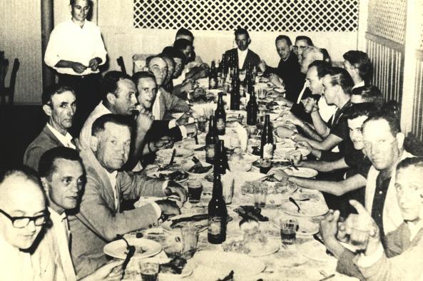 Almo+ºo no Restaurante do Eurides