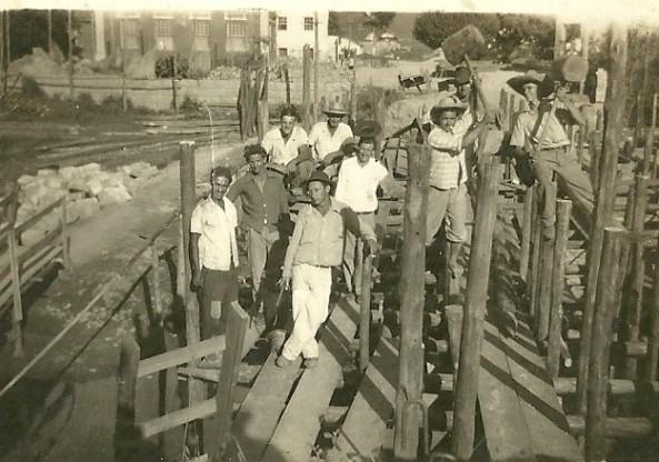Pedreiros de Nova Trento