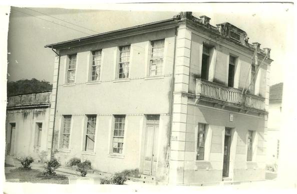 Antigo Prédio Prefeitura Municipal de Nova Trento