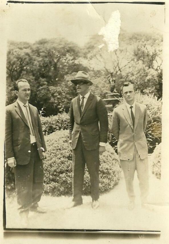 Arthur Sgrott, Aires Rachadel, Onildo Dalbosco.