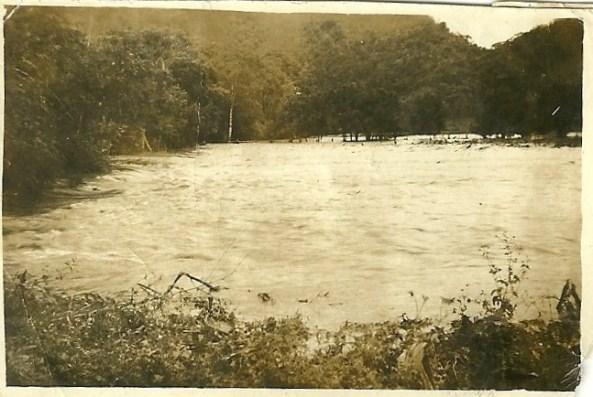 enchente de 07-05-1948 - Ponta Fina Sul