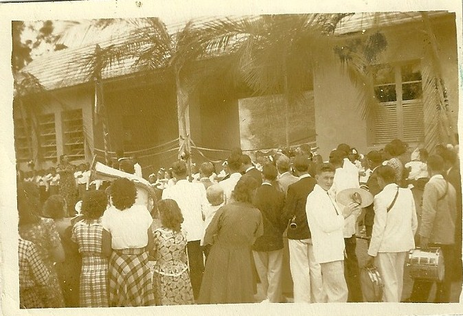 Valentim Borgonovo - Inauguraçao Escola - Banda Padre Sabbatini