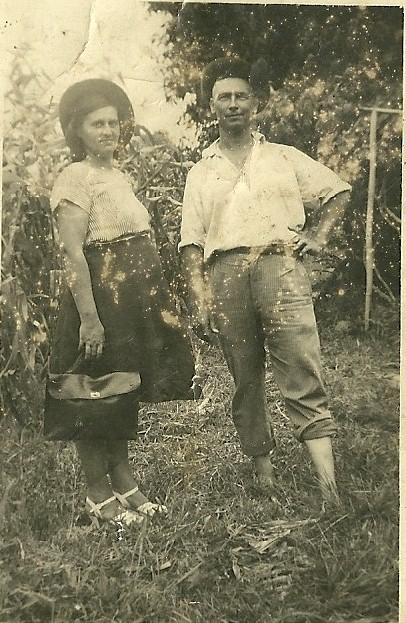 Ana e Pedro Demonti - Vô e Vó Adriana