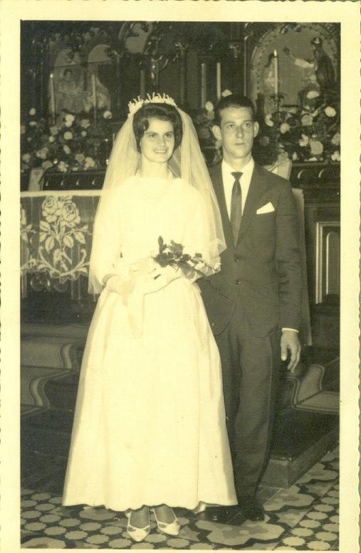 Ciro Orlando Cadorin e Adelaide Darós