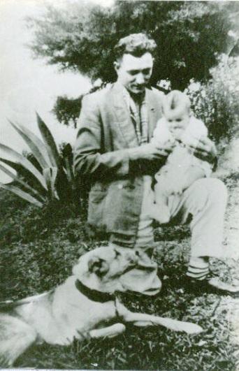 Antonio Cipriani com Marita Tirloni