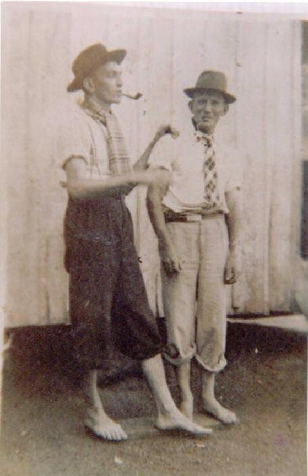 Antonio Cipriani e Angelo Cipriani