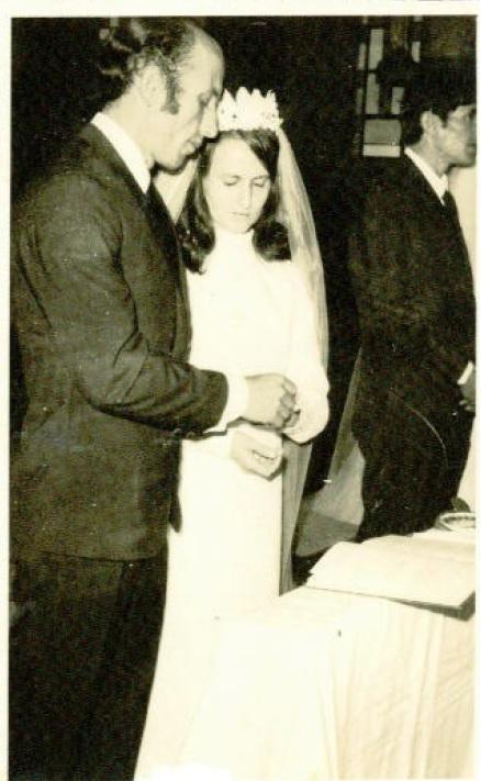 Vicente Sgrott e Maria Josefina Voltolini