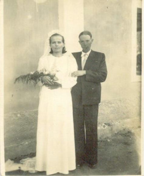 João Voltolini e Albertina Dalcastagne