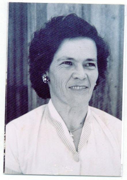 Etelvina Maria Raizer  - Casou com Egídio Maffessoli em 20 de abril de 1968.