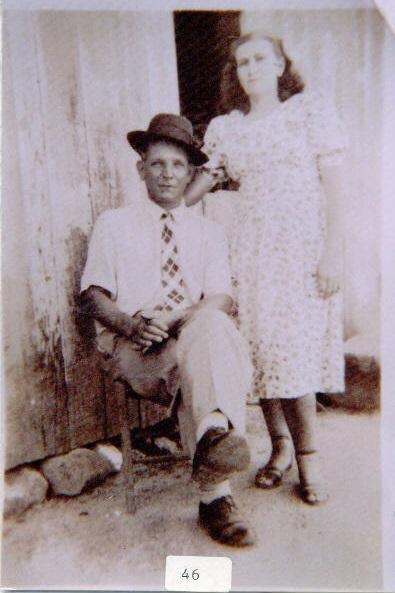 Augusto Cipriani e Maria Cipriani