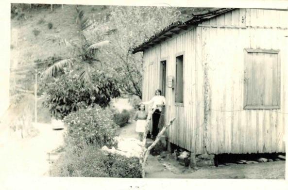 Casa de joão Voltolini na entrada do bairro salto.