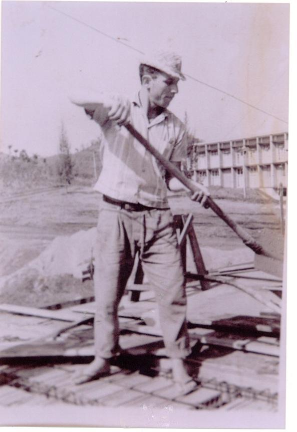 Pedreiro Vicente Valério Sgrott