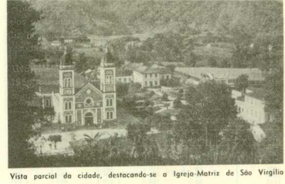 Nova Trento na década de 1960