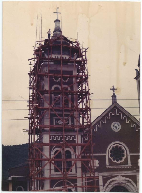 igreja matriz sao vigilio