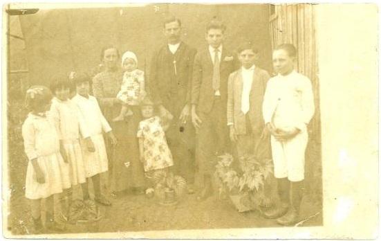 Família Francisca e Domingos Cucco