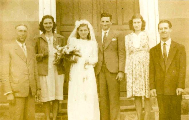 Casamento em Nova Trento